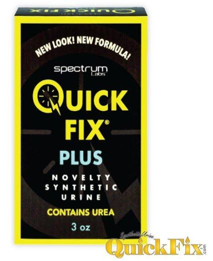 image of the new quick fix fake pee