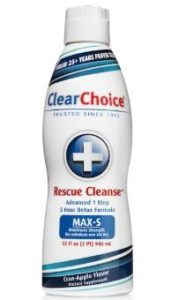 clear choice rescue cleanse